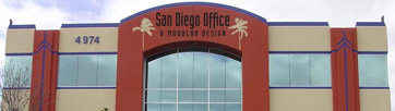 San Diege Office & Modular Design