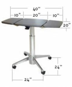 Tables - Sit to Stand Adjustable Tables