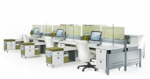 Office Cubicles & Modules - Benching Systems