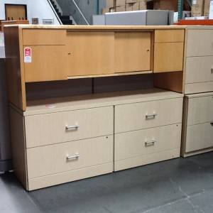 Pre Owned Office Furniture - Credenzas