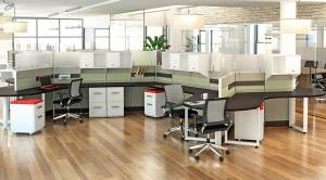 Office Cubicles & Modules