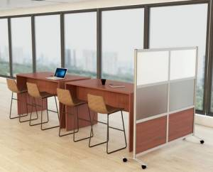 Office Cubicles & Modules - Freestanding Panels