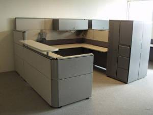 Office Cubicles & Modules - Used Cubicles