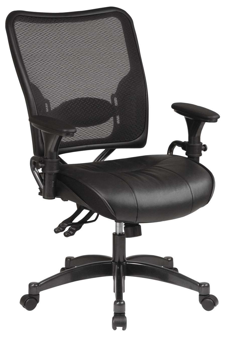 Professional Dual Function Ergonomic Airgrid 174 Back And