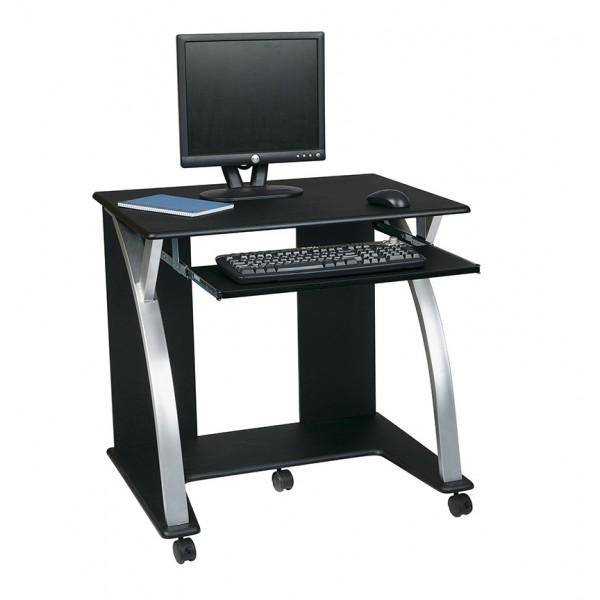 Osp Designs Saturn Mobile Computer Desk Free Shipping
