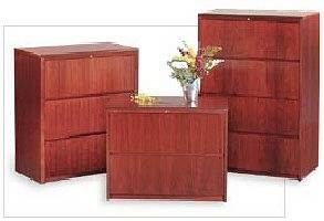 Lateral Files - Wood Lateral Filing Cabinets