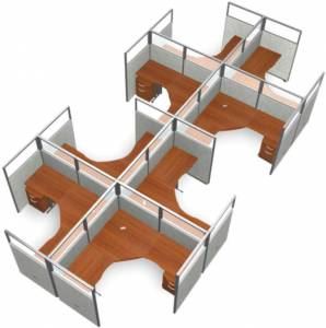 Office Cubicles & Modules - New Cubicles