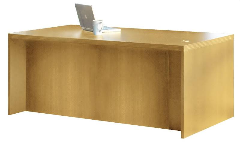 Mayline Aberdeen Series Conference Front Desk 72x36 Free