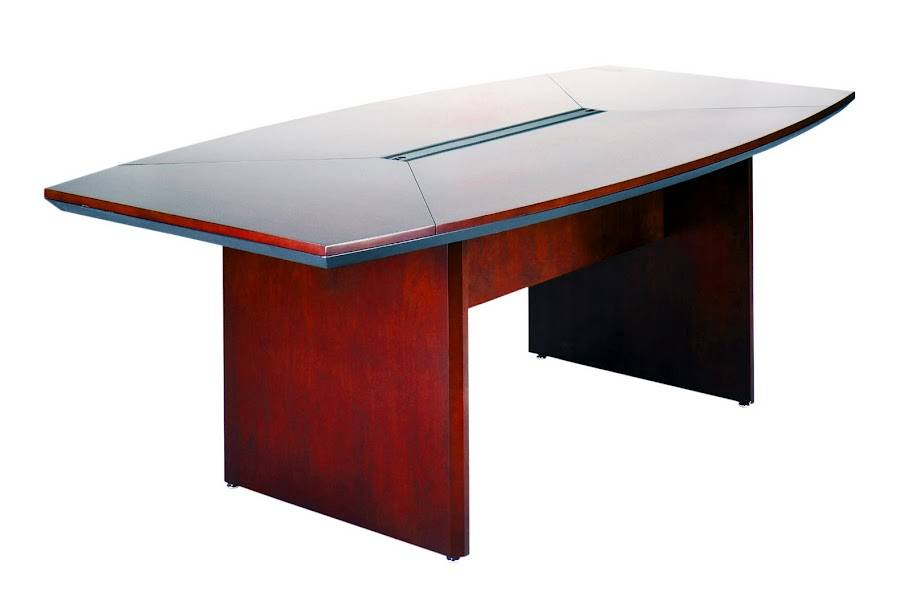Mayline Corsica Series Ft BoatShaped Conference Table FREE - 6ft conference table