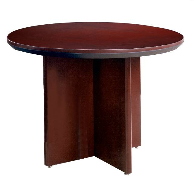 Mayline Corsica Series 42 Quot Round Conference Table Free