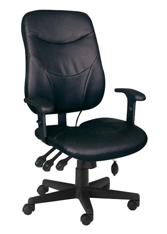 mayline fort series executive posture chair  free