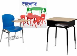 New Office Furniture - School