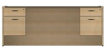 Cherryman Amber Collection 71 Quot Credenza Shell Free