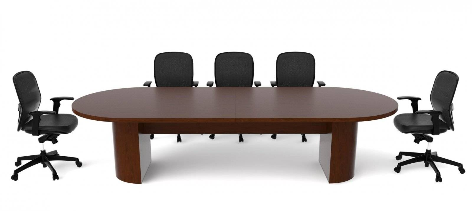 Cherryman jade series 120 racetrack conference table for 120 conference table