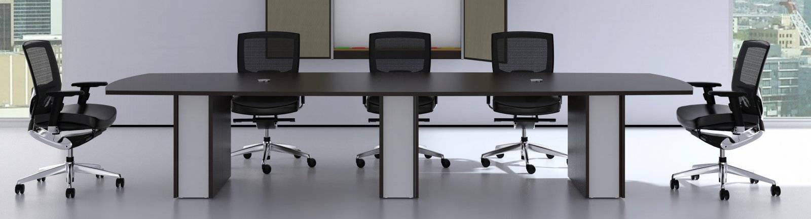 Cherryman Verde Collection 12ft Conference Table Free