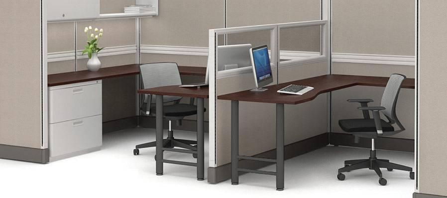 friant system 2 cubicle  6 u0026 39 x6 u0026 39