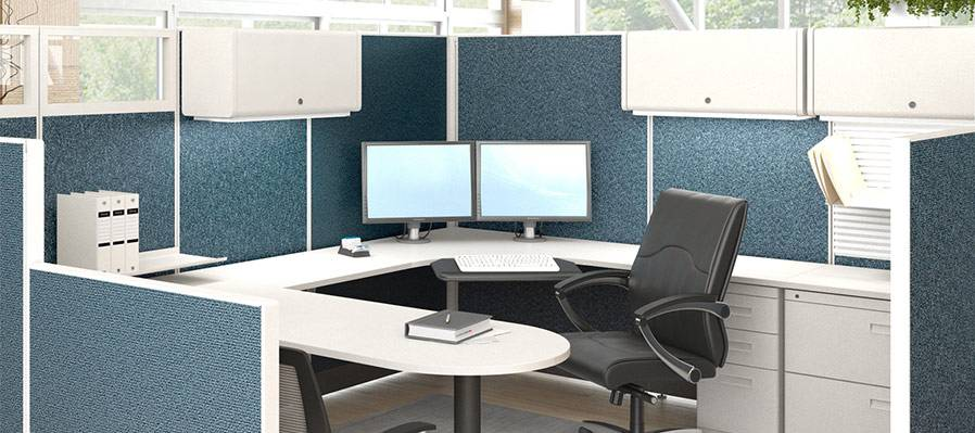 Friant System 2 Cubicle 6 X6