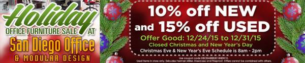Winter Holiday Promotion