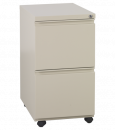 "Filing  - Mobile Files - Office Star - OSP 22"" Closed Top Pedestal With Casters File/File"